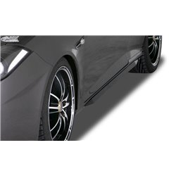 Minigonne laterali Hyundai Coupe GK 02-09 Slim