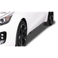 Minigonne laterali Kia Ceed/ Ceed SW/ Pro Ceed tipo JD