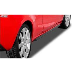 Minigonne laterali Mazda 2 (DE) 2007-2014 Slim