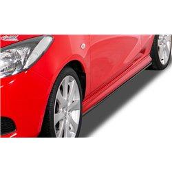 Minigonne laterali Mazda 2 (DE) 2007-2014 Edition
