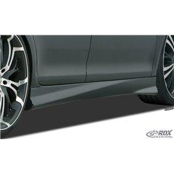 Minigonne laterali Mazda 2 (DY) 2003-2007 Turbo-R