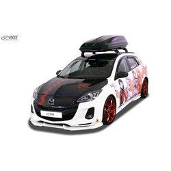 Minigonne laterali Mazda 3 BL Turbo
