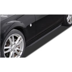 Minigonne laterali Mazda MX5 (NC) Slim