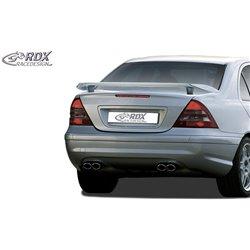 Spoiler alettone posteriore Mercedes Classe C W203