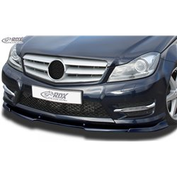 Sottoparaurti anteriore Mercedes Classe C W204 / S204 AMG-Styling 2011-
