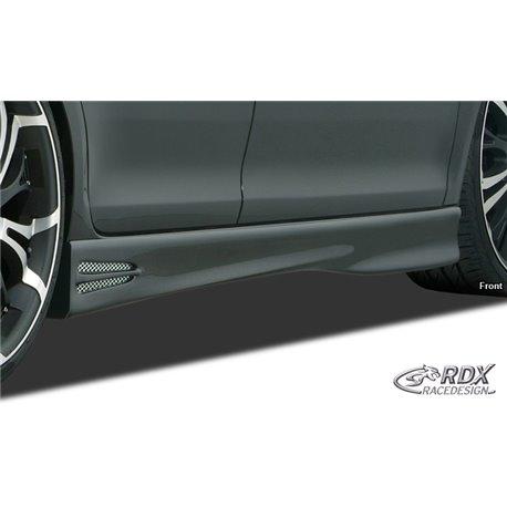 Minigonne laterali Mercedes Classe C W204 / S204 2011- GT4