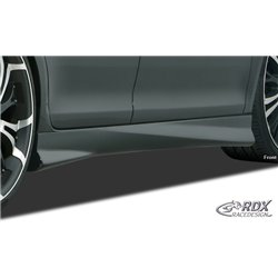Minigonne laterali Mercedes Classe C W204 / S204 2011- Turbo