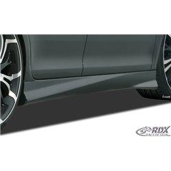 Minigonne laterali Mercedes Classe C W204 / S204 -2011 Turbo-R