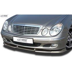 Sottoparaurti anteriore Mercedes Classe E W211 -2006 Classic / Elegance