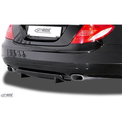Sottoparaurti diffusore posteriore Mercedes Classe CL C216 -2010