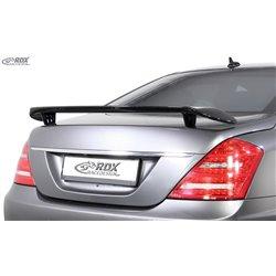 Spoiler alettone Mercedes Classe S W221