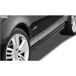 Minigonne laterali Mercedes SLK R171 Slim