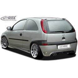 Sottoparaurti posteriore Opel Corsa C