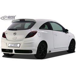 Sottoparaurti posteriore Opel Corsa D