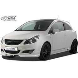 Sottoparaurti anteriore Opel Corsa D