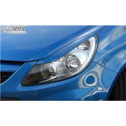 Palpebre fari Opel Corsa D