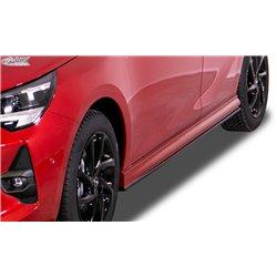 Minigonne laterali Opel Corsa F Edition