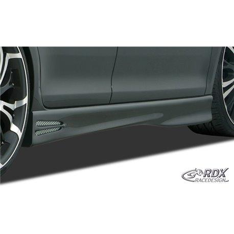 Minigonne laterali Opel Astra G Coupe / Cabrio Slim