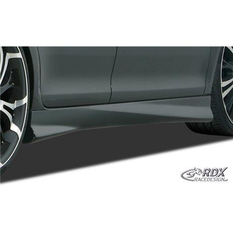 Minigonne laterali Opel Astra G Coupe / Cabrio Turbo