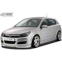 Sottoparaurti anteriore Opel Astra H 4/5 porte