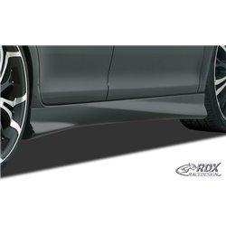 Minigonne laterali Opel Astra H 4/5 porte Turbo