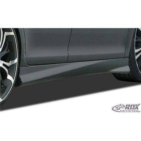 Minigonne laterali Opel Astra H GTC Turbo-R