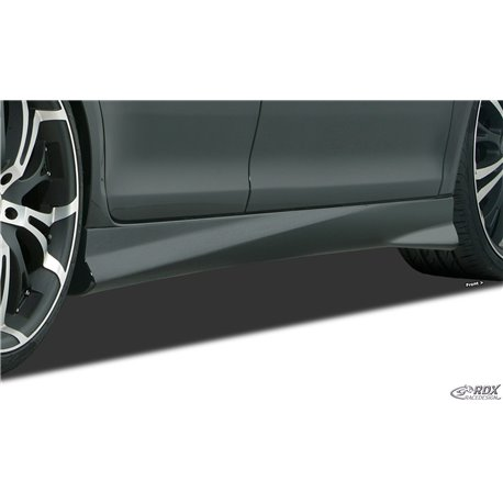 Minigonne laterali Opel Astra H TwinTop Turbo-R