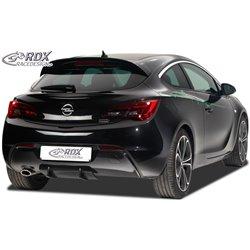 Sottoparaurti diffusore posteriore Opel Astra J GTC / GTC OPC-Line