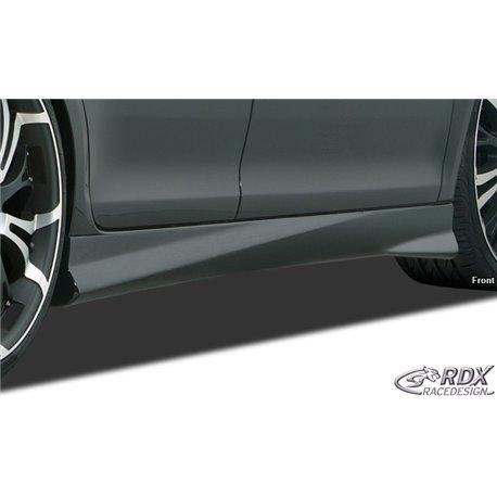 Minigonne laterali Opel Astra J Turbo-R