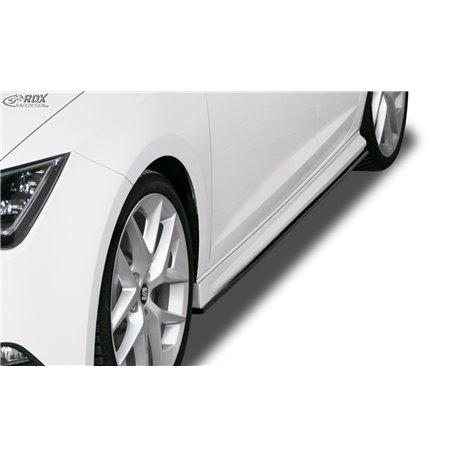 Minigonne laterali Opel Astra J Edition