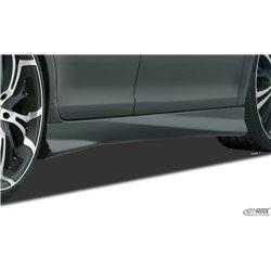 Minigonne laterali Opel Meriva A 2003-2010 Turbo