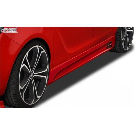 Minigonne laterali Opel Meriva B GT-Race