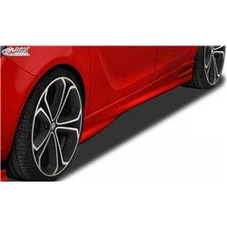 Minigonne laterali Opel Meriva B GT4