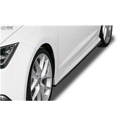 Minigonne laterali Opel Meriva B Turbo