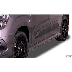 Minigonne laterali Opel Combo Life & Cargo 2018- Edition