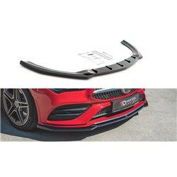 Sottoparaurti splitter anteriore V.1 Mercedes CLA C118 / X118 AMG-Line 2019-