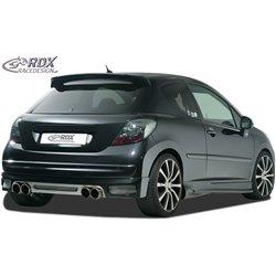 Sottoparaurti posteriore Peugeot 207 / 207CC