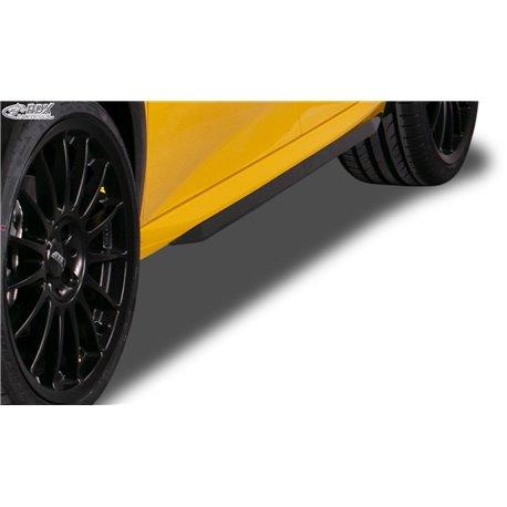 Minigonne laterali Peugeot 208 2019- Slim