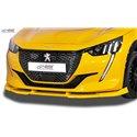 Sottoparaurti anteriore Peugeot 208 2019-