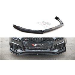 Sottoparaurti splitter anteriore V.3 Audi RS3 8VA 2017-