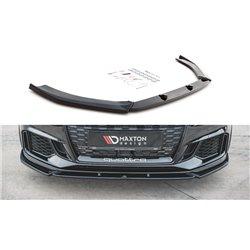 Sottoparaurti splitter anteriore V.4 Audi RS3 8VA 2017-