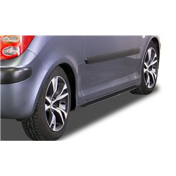 Minigonne laterali Peugeot 1007 Slim