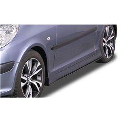 Minigonne laterali Peugeot 1007 Edition