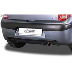Sottoparaurti diffusore posteriore Peugeot 1007