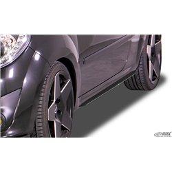 Minigonne laterali Renault Twingo 2 2007-2014 Slim