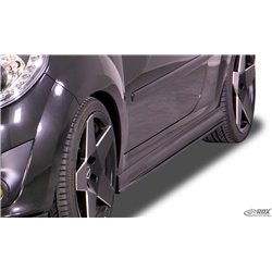 Minigonne laterali Renault Twingo 2 2007-2014 Edition