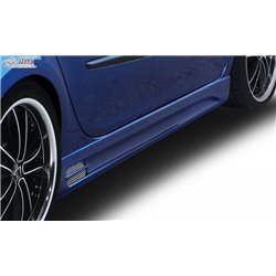 Minigonne laterali Renault Clio 3 1-2 Serie GT-Race