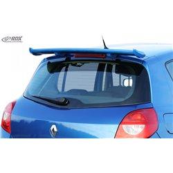 Spoiler alettone posteriore Renault Clio 3 1-2 Serie