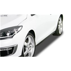 Minigonne laterali Renault Megane 3 Coupe Slim