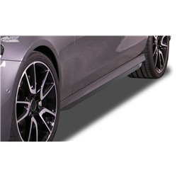Minigonne laterali Mercedes Classe E AMG-Line+ E43 AMG W213/S213 2016-2020 Slim